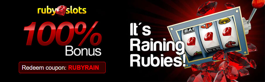 Ruby Slots Casino All Games Bonus