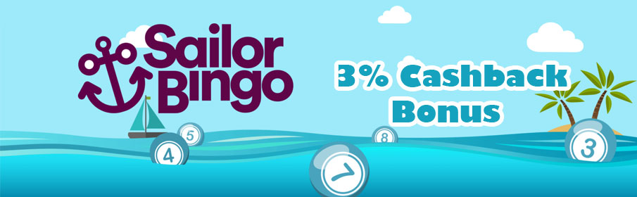 Sailor Bingo Loyalty Bonus