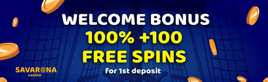 Savarona Casino New Player Bonus