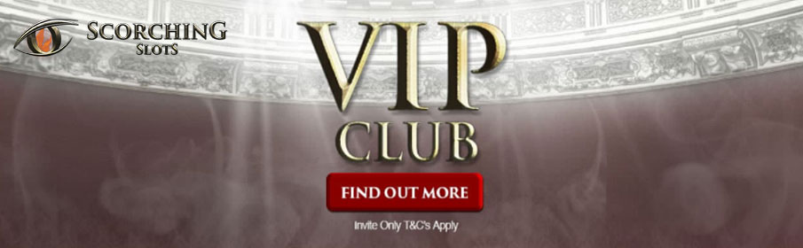 Scorching Slots Casino VIP Club