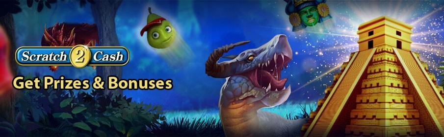 Play Online to Get Prizes & Bonuses