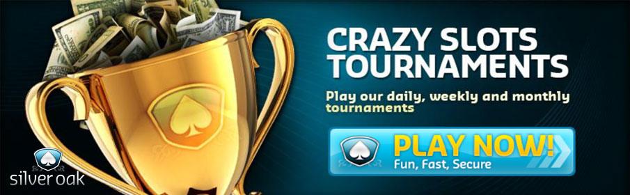 Silver Oak Casino Slots Tournament
