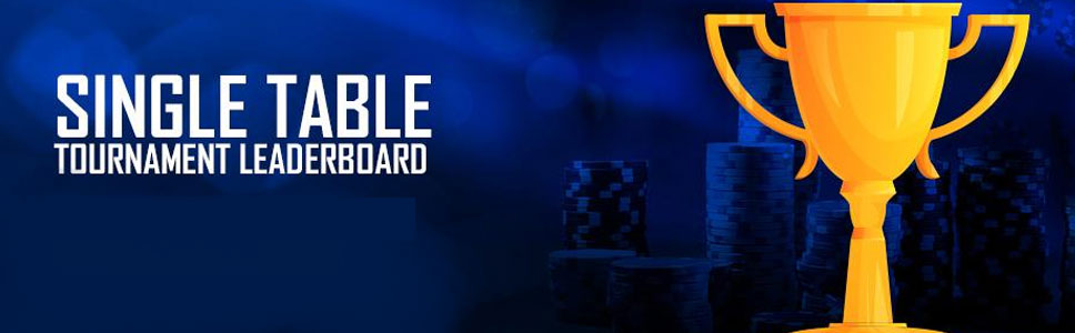 Sportsbetting Poker Single table Tournament