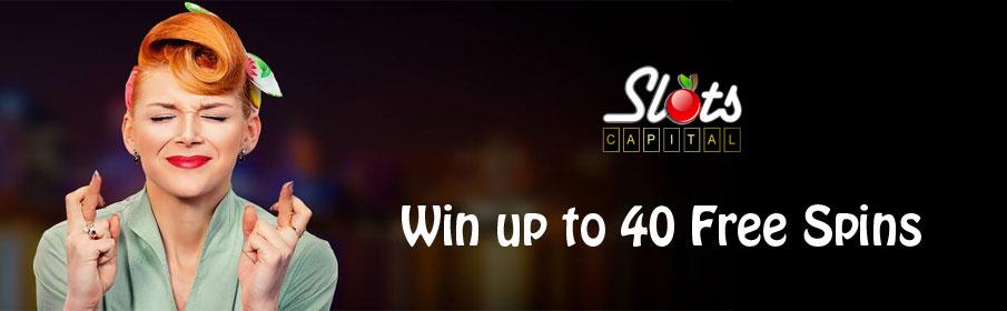 Slots Capital Casino Monthly Bonus