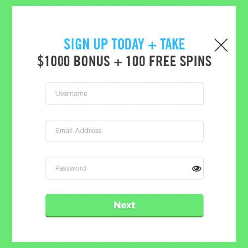 Spela Casino Sign Up