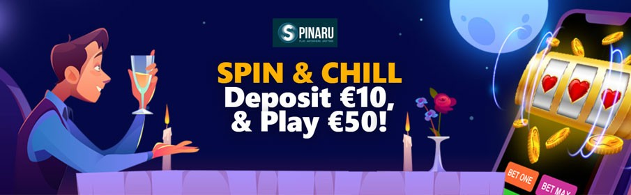 Spinaru Casino - Friday Bonus