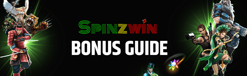 Spinzwin Casino Bonuses & Promotions