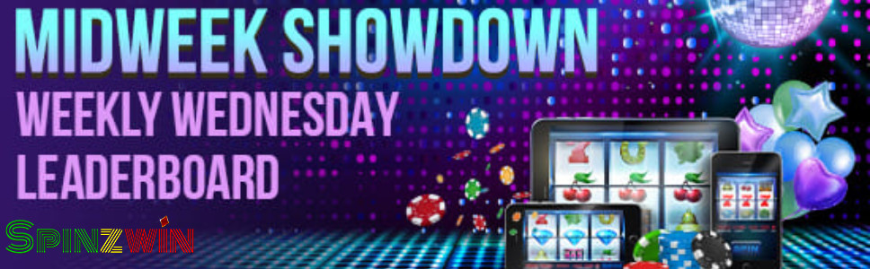Spinzwin Midweek Showdown Bonus