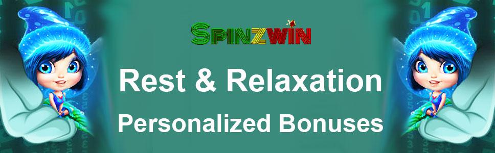 SpinzWin Casino Rest & Relaxation
