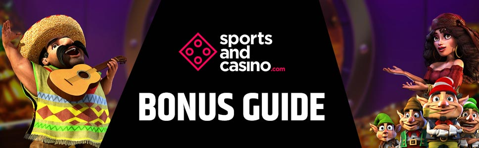 Sportsandcasino Bonus & Promotion codes