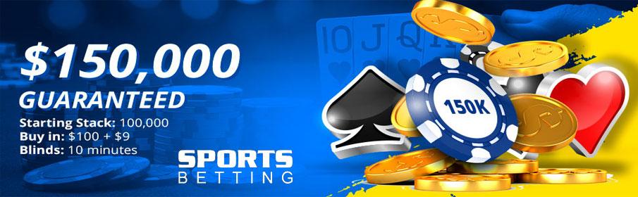 Sportsbetting Poker GTD Tournament