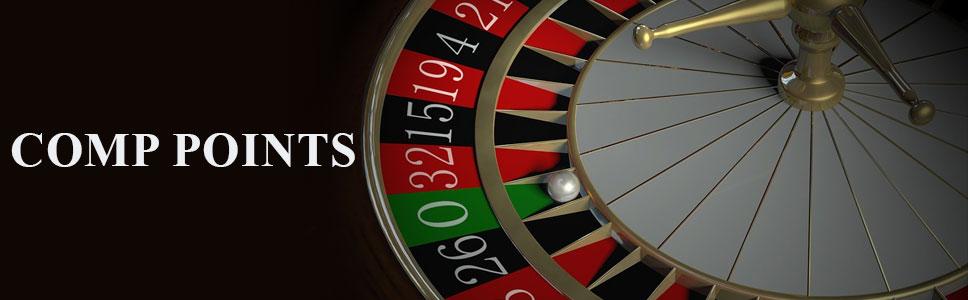 Club World Casino Comp Points