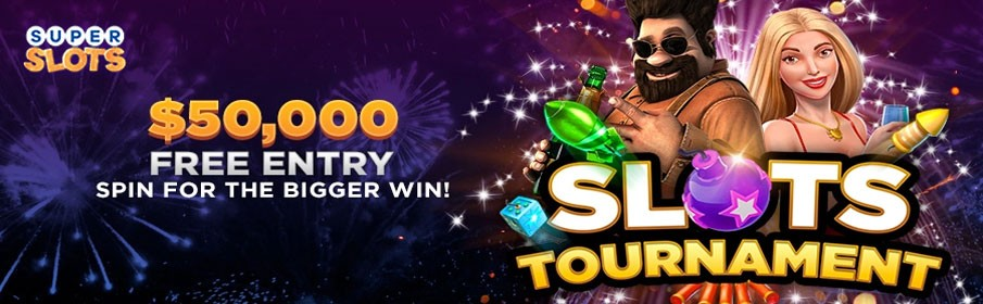 Super Slots Casino Slots Tournament