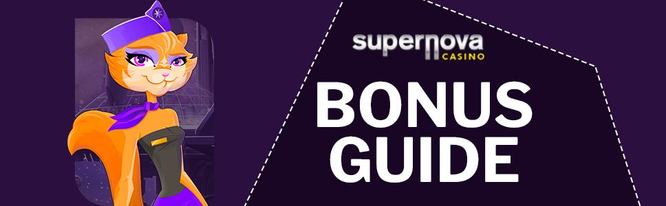 Supernova Casino Bonuses & Promotions