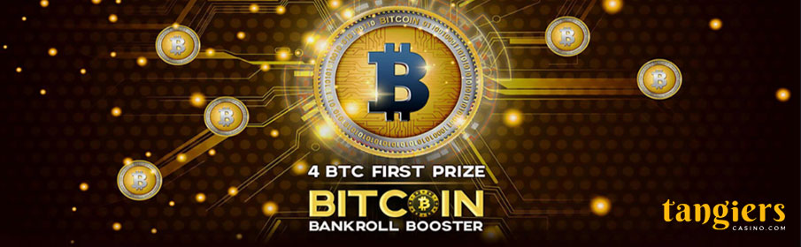 Tangiers Casino Bankroll Booster Prizes