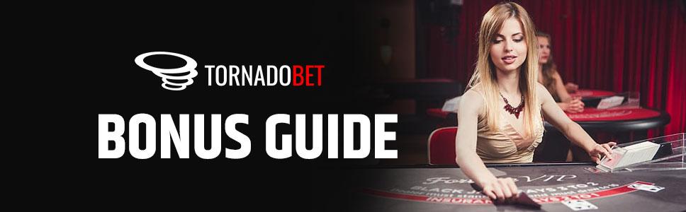 Tornadobet Casino Bonuses & Promotions