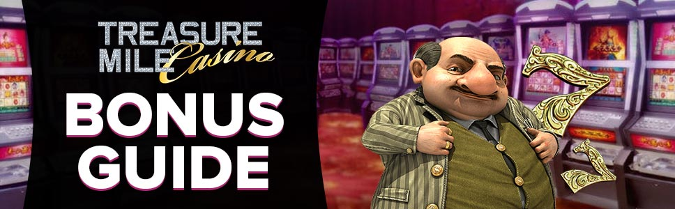 Treasure Mile No Deposit Bonus Codes 2021