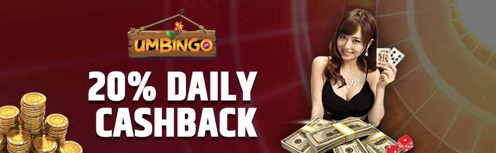 UmBingo Cashback Offer
