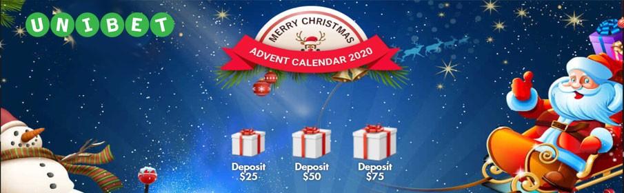 the Christmas Advent Calendar Promotion