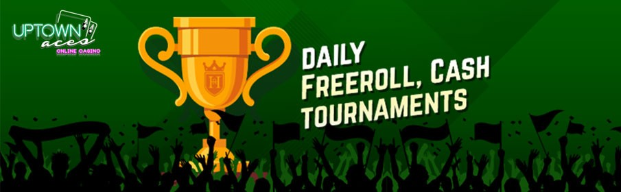 Uptown Aces Casino Daily Tournaments