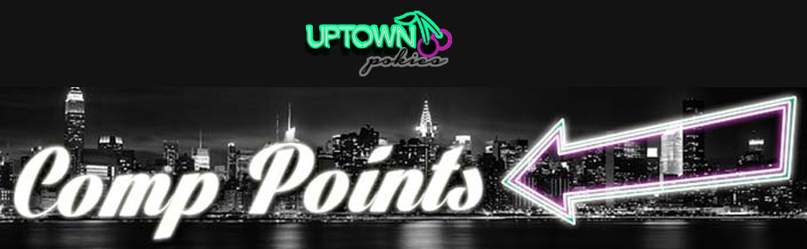 Uptown Pokies Casino Comp Points