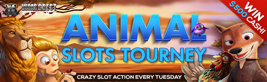 Vegas Crest Casino Tuesday Tournament