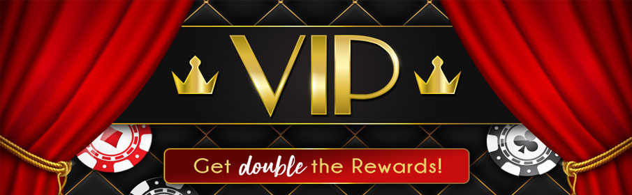 Vegas Crest Casino Daily VIP Double Match Bonuses up to $1000