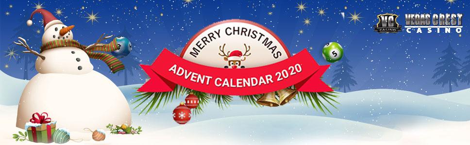 Advent Calendar Rewards!