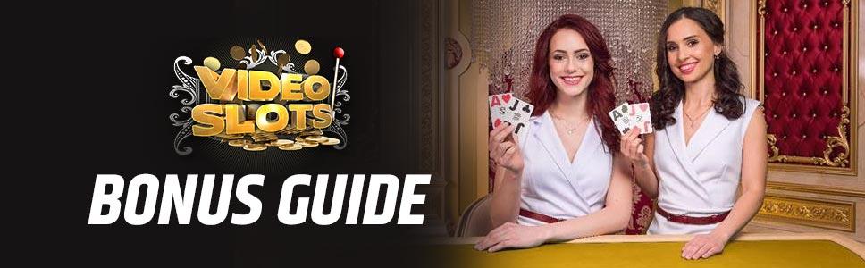 VideoSlots Casino Bonus & Promotions