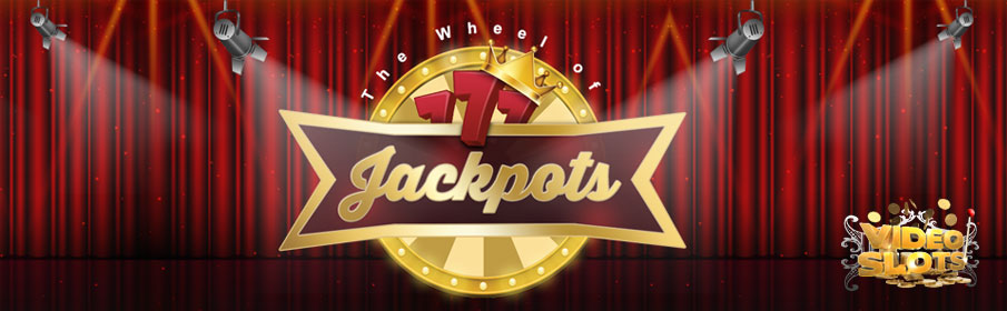 Videoslots Casino Wheel of Jackpot Promotion