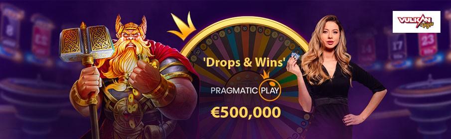 Vulkan Vegas Casino €500k Cash Prize Promotion