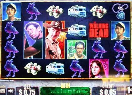 Walking Dead Slot