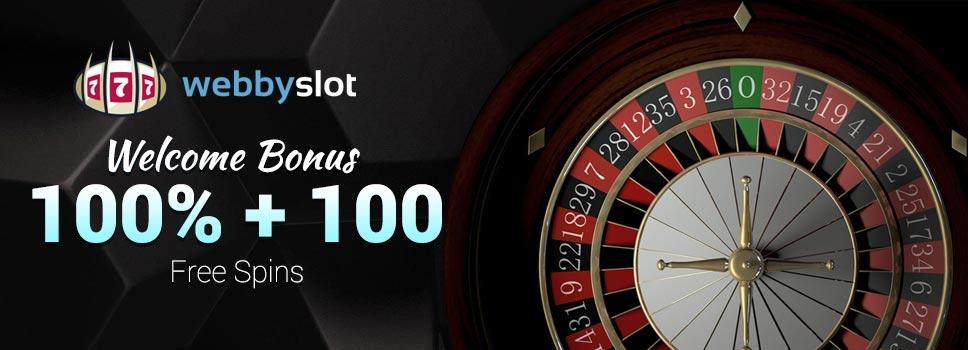 Webby Slots Casino New Player Bonus