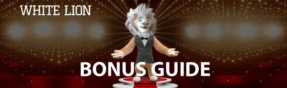 White Lion Bonuses & Promotions