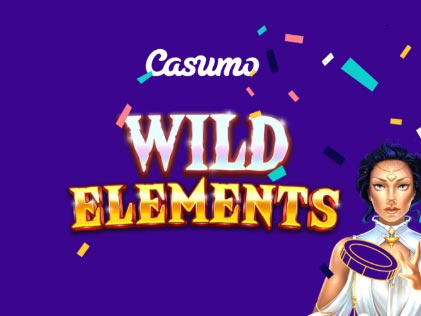 Wild Elements Slot Pays £259,937.92 Win to a Swansean Player at Casumo Casino