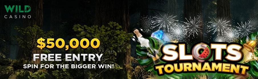 Slots Tournament at Wild Casino