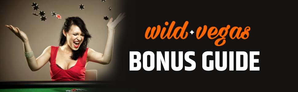 Wild Vegas Casino Bonus & Promotions