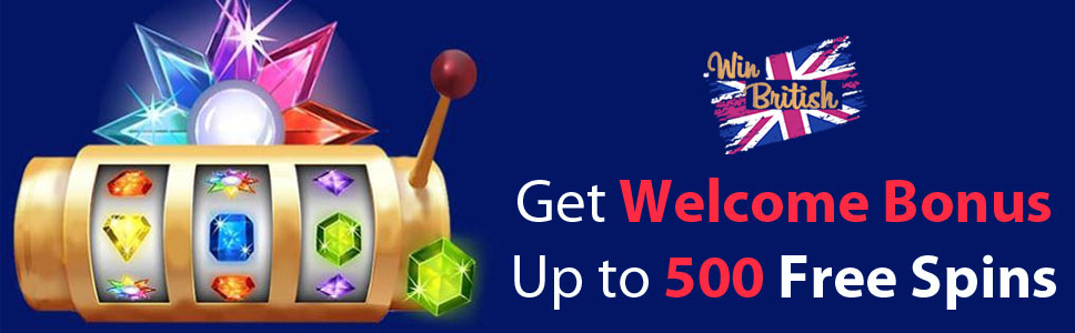 Win British Casino Welcome Offer