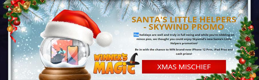 Winners Magic Casino Christmas Bonuses