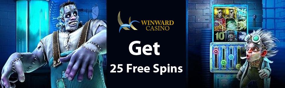 Winward Casino No Deposit Bonus