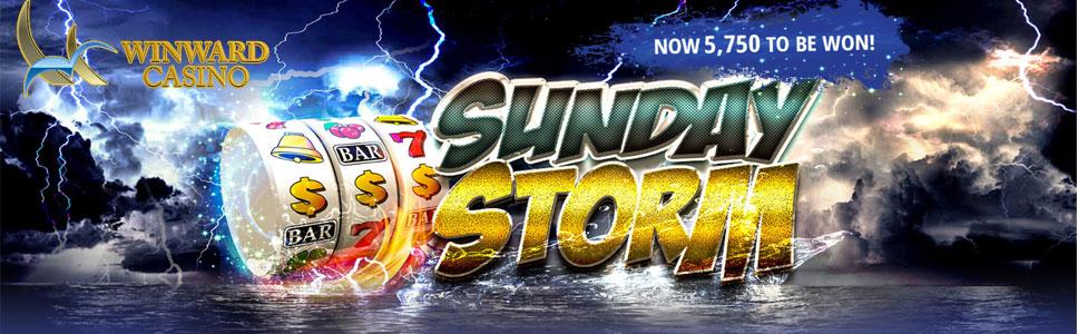 Winward Casino Sunday Super Reel Promotion