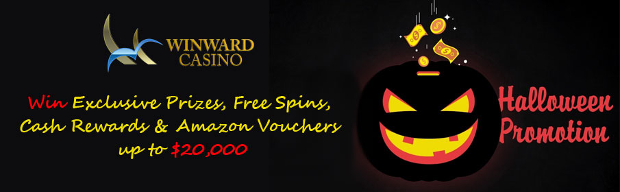 Winward Casino Halloween Promotion