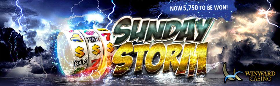Winward Casino Sunday Storm Tournament