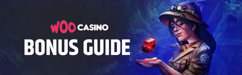 Woo Casino Bonus & Promotion Codes