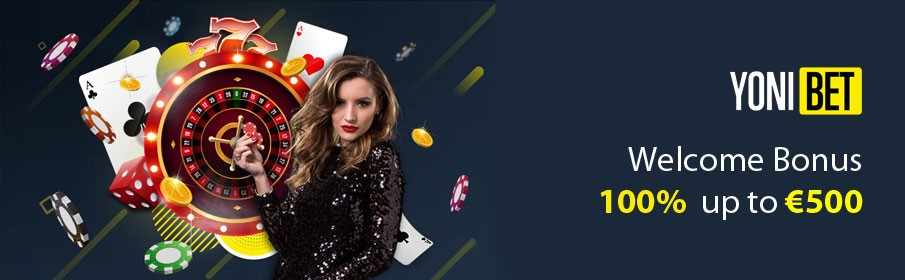 Yonibet Casino Welcome Bonus