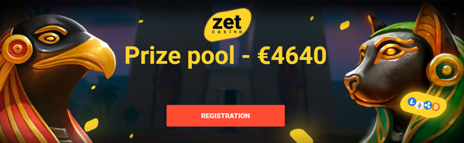 Zet Casino Daily Drops Promotion