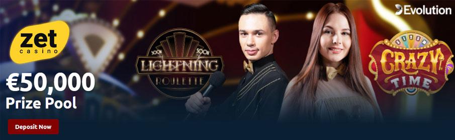 Zet Casino Jingle Wins €50,000 Cash Prize Christmas Tournament