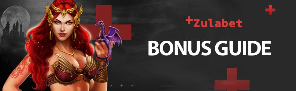 Zulabet Casino Bonuses & Promotions