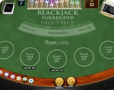 blackjack_surrender